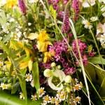 boeket van kleurrijke bloemen — Stockfoto #18840745