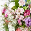 boeket van kleurrijke bloemen — Stockfoto #18944695