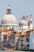 Venezia, punta della dogana. italia. — Foto Stock