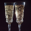 Glasses of champagne — Stock Photo #21107715