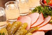 Celebratory table — Stock Photo