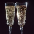 Glasses of champagne — Stock Photo #21246055