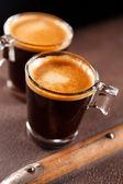 Coffee cups — Stock Photo