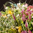 Bouquet of colorful flowers — Stockfoto #21788631