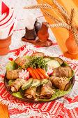 Patlıcan böreği — Stok fotoğraf