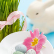 Easter table — Stock Photo #22549961