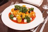 Involtini di zucchine — Foto Stock