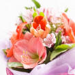 Stock Photo: Flowers bouquet