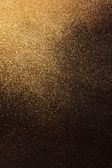 Złotym tle — Zdjęcie stockowe