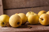 Green apples — Foto de Stock