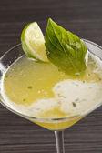 Saboroso cocktail — Fotografia Stock