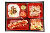 Bento japan food — Stock Photo