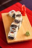 Tasty sushi — Zdjęcie stockowe