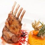 Roasted Lamb Chops — Stock Photo #25960327