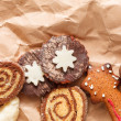 Christmas cookies - Foto Stock