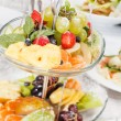 Fruits for party — Stock Photo