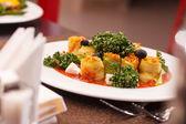 Zucchini rolls — Stock Photo