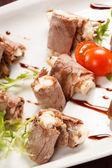 Tasty appetizer — Stockfoto