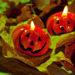 citrouilles d'Halloween — Photo #27534313