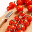 Cherry tomatoes — Stock Photo #27537385