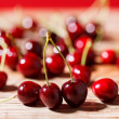 Fresh cherries — Stock Photo #27541173