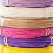 Color rattan — Stock Photo #27817943