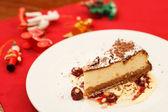 Tasty cheesecake — Stock Photo