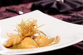 Tasty ravioli — Stock Photo