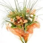 boeket van kleurrijke bloemen — Stockfoto #27851463