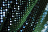 Sequined texture — Stock Photo