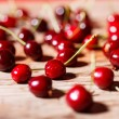 Fresh cherries — Stock Photo #28791507