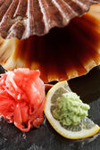 Japan trditional food — Stock Photo