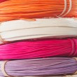 Stock Photo: Color rattan