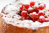 夏季蛋糕 — 图库照片