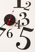 Reloj. números — Foto de Stock