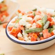Frozen vegetables — Stock Photo #30035205