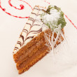 Caramel cake — Stock Photo #30530341
