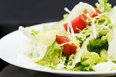 Salad with tuna — Stock Photo