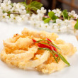 Fried Calamari Rings — Stock Photo #31326561