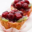Berry tart — Stock Photo #31329101