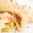 Chinese dumplings — Stock Photo #32037343