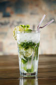 Cocktail mojito — Foto Stock