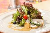 Salade met kip — Stockfoto