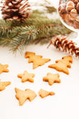 Christmas cookies — Photo