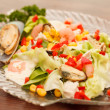 Seafood salad — Stock Photo #33727673