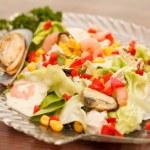 Seafood salad — Stock Photo #33727673