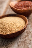 Healthy amaranth grain — Stock Photo