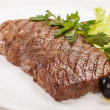 Grilled Beef Steak — Stock Photo #34788015