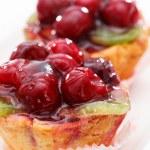 Berry tart — Stock Photo