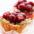 Berry tart — Stock Photo #34850069